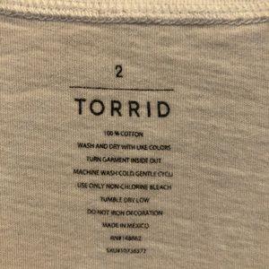 torrid Tops - Torrid Halloween Tee